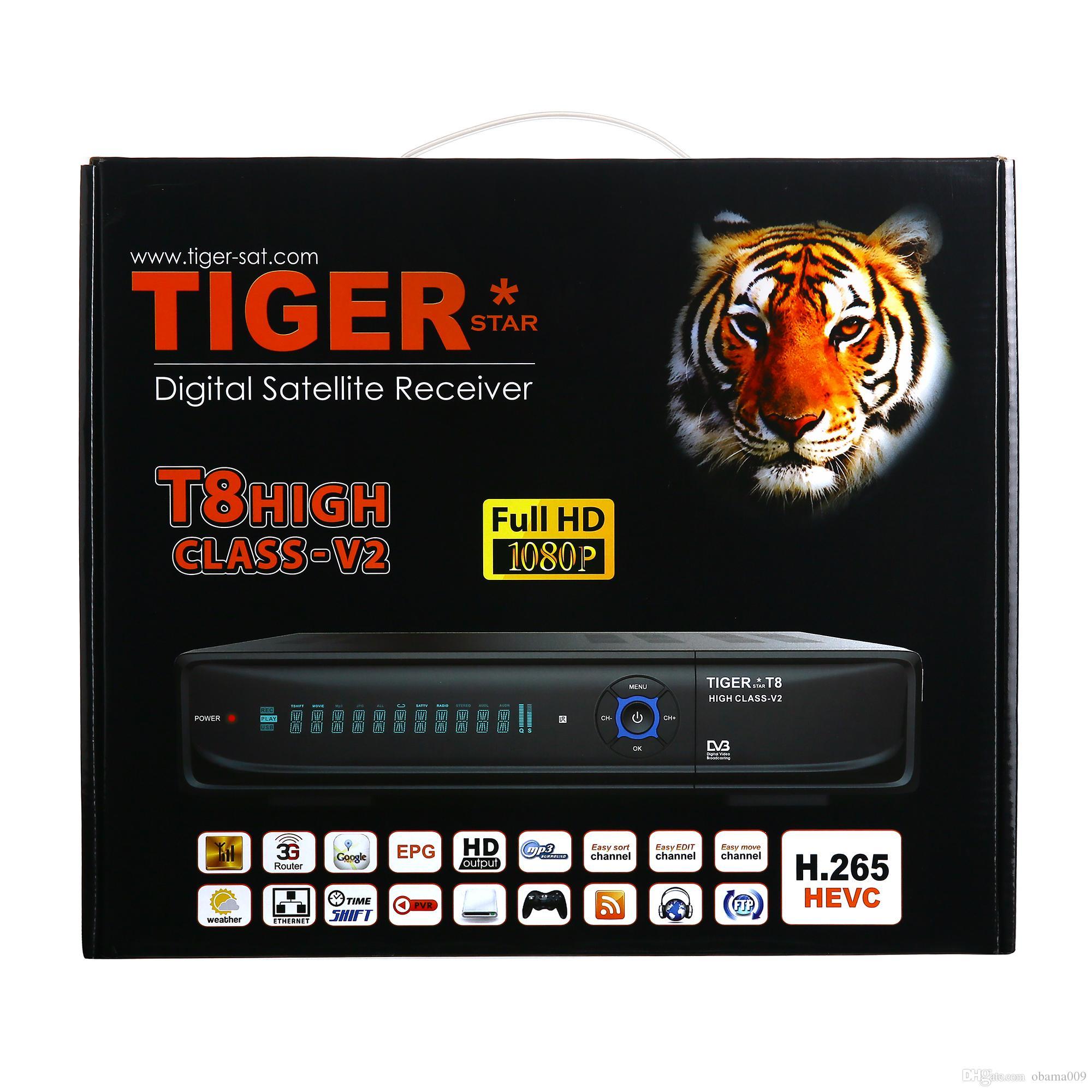 tiger TIGER* T1 MINI ULTRA update 29 04 2018 - satunivers net